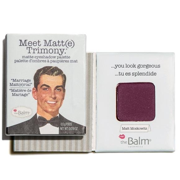 theBalm Other - 🆕 Matte Single Eyeshadow